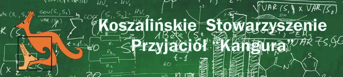 """Koszalińskie Stowarzyszenie Przyjaciół """"KANGURA"""""""